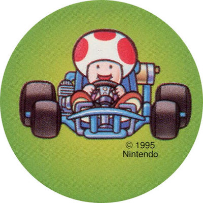 Pog n° - Nintendo - Édition limitée - Divers