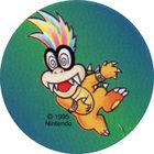Pog n°5 - Iggy Koopa - Nintendo - Édition limitée - Divers