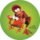 Pog n°8 - Diddy Kong & Winki - Nintendo - Édition limitée - Divers