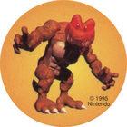 Pog n°15 - Rock Kroc - Nintendo - Édition limitée - Divers