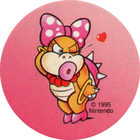 Pog n°16 - Wendy O. Koopa - Nintendo - Édition limitée - Divers
