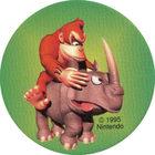 Pog n°17 - Rambi - Nintendo - Édition limitée - Divers