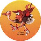 Pog n°19 - Diddy & Expresso - Nintendo - Édition limitée - Divers