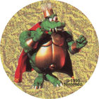 Pog n°20 - King K. Rool - Nintendo - Édition limitée - Divers