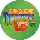 Pog n°21 - Donkey Kong Country - Nintendo - Édition limitée - Divers