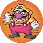 Pog n°22 - Wario - Nintendo - Édition limitée - Divers