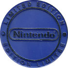 Pog n°4 - Nintendo - Nintendo - Édition limitée - Slammers - Divers