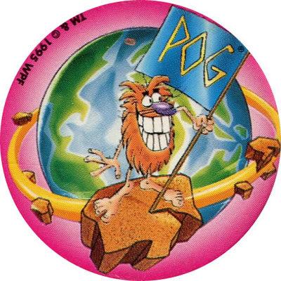 Pog n° - Energizer - World Pog Federation (WPF)