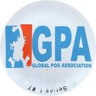Pog n°7 - Series #1 - Slammers - Global Pog Association (GPA)
