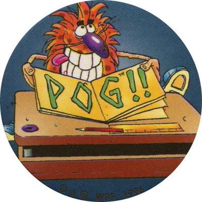 Pog n° - Paper Mate - Liquid Paper - World Pog Federation (WPF)