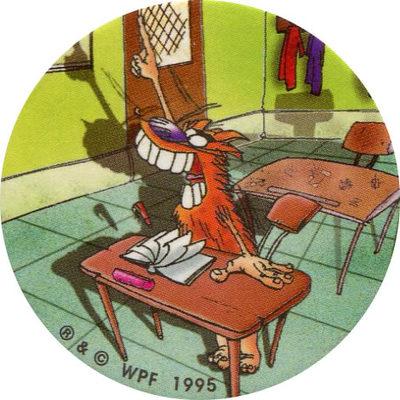 Pog n° - Maped - World Pog Federation (WPF)