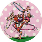 Pog n°42 - Pog-A-Hoop - Série n°1 - World Pog Federation (WPF)