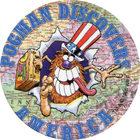 Pog n°1 - Pogman Discovers America - World Pog Federation (WPF)