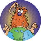 Pog n°4 - Pogman Discovers America - World Pog Federation (WPF)