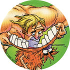 Pog n°7 - Pogman Discovers America - World Pog Federation (WPF)