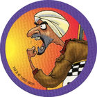 Pog n°16 - Pogman Discovers America - World Pog Federation (WPF)