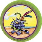 Pog n°17 - Pogman Discovers America - World Pog Federation (WPF)