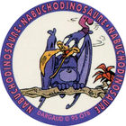 Pog n°1 - Nabuchodinosaure - Wackers