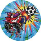 Pog n°45 - Pogman Soccer - Série n°1 - World Pog Federation (WPF)