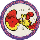 Pog n°11 - Nabuchodinosaure - Wackers