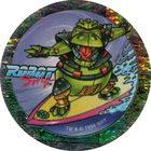 Pog n°46 - Robo Hippo - Série n°1 - World Pog Federation (WPF)