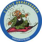 Pog n°1 - L'école Abracadabra - Wackers