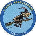 Pog n°6 - L'école Abracadabra - Wackers