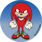 Pog n°3 - Sonic the Hedgehog - Wackers
