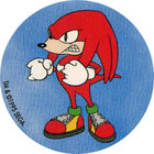 Pog n°4 - Sonic the Hedgehog - Wackers