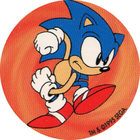 Pog n°20 - Sonic the Hedgehog - Wackers