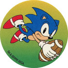 Pog n°22 - Sonic the Hedgehog - Wackers