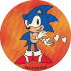 Pog n°25 - Sonic the Hedgehog - Wackers