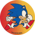 Pog n°27 - Sonic the Hedgehog - Wackers