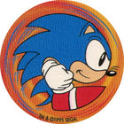Pog n°28 - Sonic the Hedgehog - Wackers