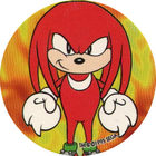 Pog n°33 - Sonic the Hedgehog - Wackers