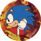 Pog n°49 - Sonic the Hedgehog - Wackers