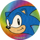 Pog n°53 - Sonic the Hedgehog - Wackers