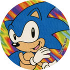 Pog n°55 - Sonic the Hedgehog - Wackers