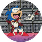 Pog n°58 - Sonic the Hedgehog - Wackers