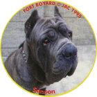 Pog n°6 - Sanson - Fort Boyard - Claps Le Vrai !