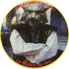 Pog n°11 - Le Maître du Jeu - Fort Boyard - Claps Le Vrai !