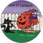 Pog n°59 - Kerk-O-Lantern - Série n°1 - World Pog Federation (WPF)