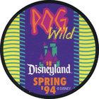 Pog n°1 - Goin'POG Wild at Disneyland - World Pog Federation (WPF)