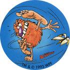 Pog n°1 - POG de banane - Candia - World Pog Federation (WPF)