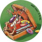 Pog n°3 - POG monnaie - Candia - World Pog Federation (WPF)
