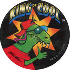 Pog n°61 - King of Cool - Série n°1 - World Pog Federation (WPF)