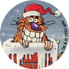 Pog n°18 - POG Noël - Candia - World Pog Federation (WPF)