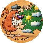 Pog n°25 - MétéoroPOG - Candia - World Pog Federation (WPF)