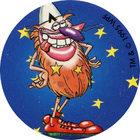 Pog n°26 - POG Blanc - Candia - World Pog Federation (WPF)