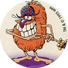Pog n°27 - POGlichinelle - Candia - World Pog Federation (WPF)